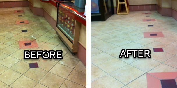 Macomb County Tile and Grout Cleaner