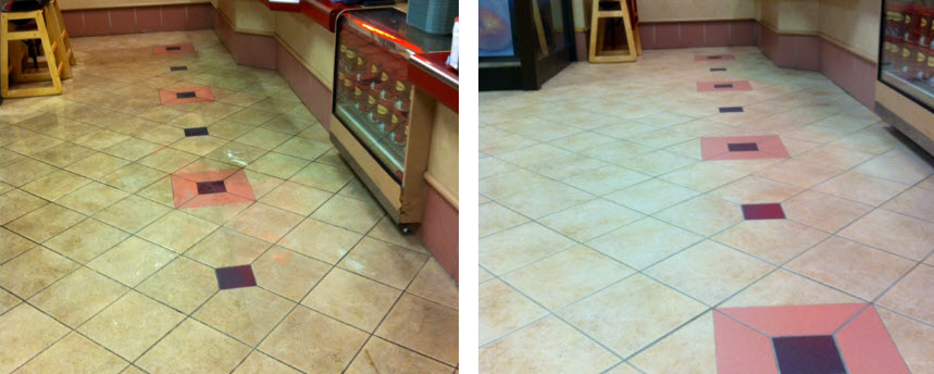 Macomb County Tile and Grout Cleaning