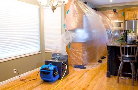 Macomb County Water Damage Restoration