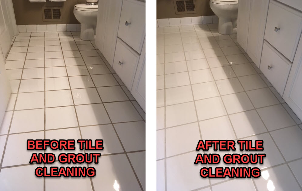 Macomb County Tile and Grout Cleaning Service